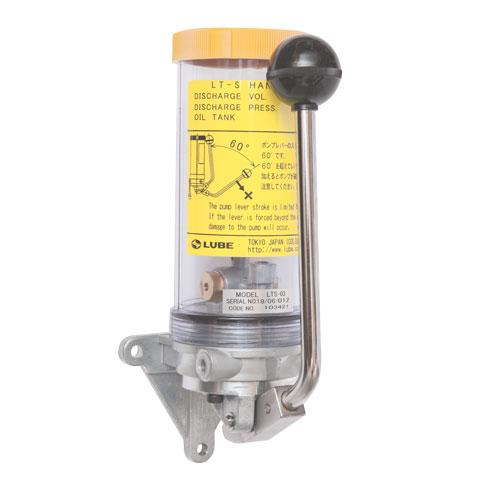 LT-S型(手動高圧間欠吐出型ピストンポンプ)