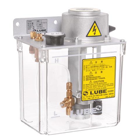 電動型微少量吐出ギア-ポンプ AMS型