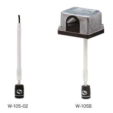 W-105 · WL · WTL 型(オイルレベルスイッチ)