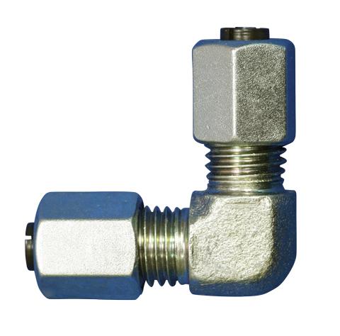 継手[鋼管用]主配管用  エルボユニオン