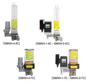 圧力進行作動型電動ポンプ GMNH型[高圧タイプ]